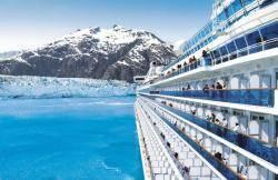 [江南人流] 알래스카 빙하 앞에서 온수풀을 즐기다