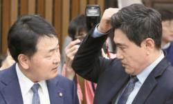 [강민석 논설위원이 간다] 오신환·권은희 2명이 '선거법+공수처' 운명 쥐었다