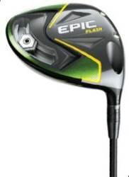 [golf&] AI가 설계해 볼 스피드·비거리 향상…'에픽 플래시' 드라이버 화제