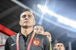 데뷔전 망친 칸나바로...중국축구, 태국에 0-1패
