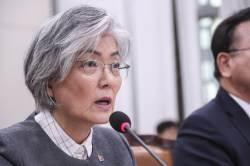 """강경화 """"한국 미세먼지도 중국 날아간다""""···中 논리 판박이"""