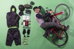 지구 4바퀴, 에베레스트 113번···자전거 달려야 사는 남자