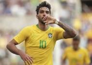 네이마르 빠진 브라질 축구, 파나마와 1-1 무승부