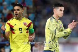 벤투호, '콜롬비아 호랑이'와 '월드컵 득점왕'을 막아라