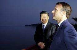 """프랑스 간 시진핑 """"에어버스 300대 구매""""…中 자금력에 분열하는 유럽"""