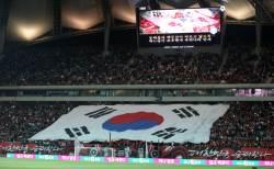 '한국 <!HS>축구<!HE>의 봄'...국내 A매치 6경기 연속 매진 '기록'