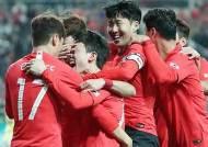 '양봉업자' 손흥민, 콜롬비아도 잡았다