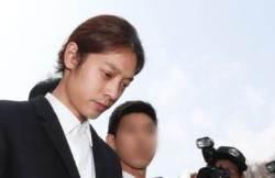"""""""'몰카 사건' 정준영, 유치장서 만화책 읽으며 지내"""""""