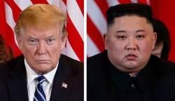 """""""트럼프, 하노이서 김정은에 '핵무기 美로 넘겨라' 요구"""""""