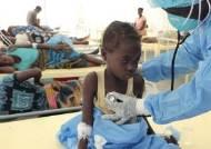 [서소문사진관] 콜레라 창궐한 모잠비크 , 하루 새 감염자 두배 급증