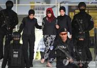 [속보] 김정남 살해 베트남 여성에 징역 3년 4개월 선고…5월에 석방