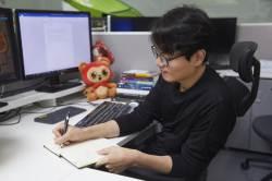 [한국의 <!HS>실리콘밸리<!HE>, 판교] 게임에 사랑과 배신,질투 입히는 '게임시나리오 작가' 세계