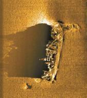 [사진] 17명 탄 채 39년 전 침몰, 해경 경비정 추정 선체 발견