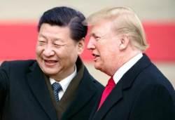 """트럼프 """"시진핑에게 '왕'이라 불렀더니 '허허' 좋아하더라"""""""