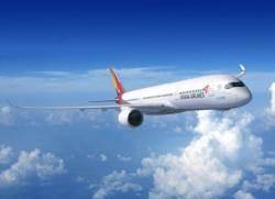 아시아나항공 노선 감축…눈물 흘리는 직원, 미소 짓는 LCC 업계