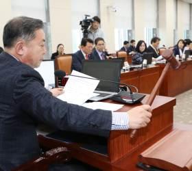[속보] 국회 교육위, 일본 초등 <!HS>교과서<!HE> 검정 시정 촉구 결의안 통과
