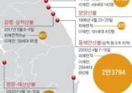 2000년 동해안(삼척 등) 산불은 전국 재난성 산불중에도 역대급