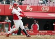 KIA, 해즐베이커·나지완·김주찬·김선빈 대거 1군 제외
