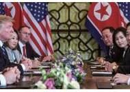 """""""트럼프, 리비아식 제안하자…김정은, 못받는다 얼굴 붉혀"""""""