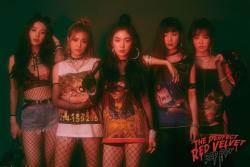 레드벨벳, '배드 보이' 뮤직비디오 2억뷰 돌파