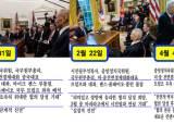 트럼프 맞은편→옆 이동한 류허…백악관 사진 3장에 들뜬 中
