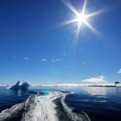 여름도 영하 3도, 초속 20m 강풍...그래도 남극의 황금계절