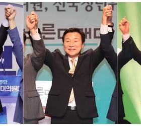 반 년 만에 '화려한 귀환'→'수난 시대'…올드보이 리더십 위기