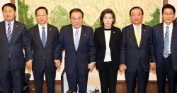 한국당, 내일 청와대 앞 의총…4월 임시국회 '암울'