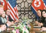 """[단독] """"싱가포르땐 북한, 하노이땐 미국이 <!HS>합의문<!HE> <!HS>초안<!HE> 썼다"""""""