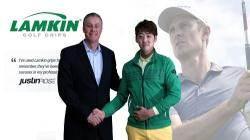 미국 골프 그립 생산업체 램킨(LAMKIN), 인기 강사 남궁상호 프로와 후원 계약 맺어