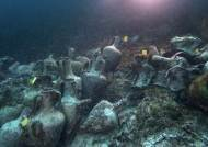 [서소문사진관] 그리스 기원전 5세기 난파선 일반에 처음으로 공개