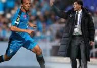 헐크·오스카 다음 다미앙…김도훈 앞에 선 또 한 명의 '브라질 특급'