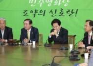"""평화당 """"교섭단체 논의 사실상 끝나""""…찬성파 """"박지원이 당 흔들어"""""""