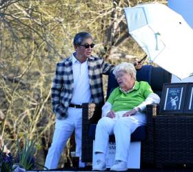 '<!HS>LPGA<!HE> 창립 멤버' 마릴린 스미스, 89세 일기로 별세