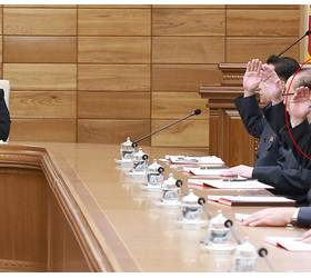 문책설 돌던 <!HS>북한<!HE> 김영철 건재..하노이 회담 결렬 후 첫 등장