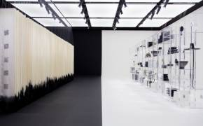 흑과 백으로만 연출된 한국공예전, 밀라노에서 주목받다