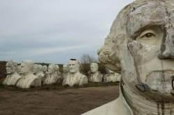 [서소문사진관]버려진(?) 43명의 미국 역대 대통령들
