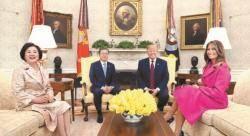 文 설득에도 트럼프 제자리, 김정은은?