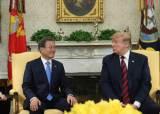 """정상회담서 """"때가 아니다""""는 트럼프에 추락한 남북 경협주"""