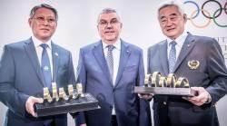 남북태권도, 로잔서 '올림픽 태권도 25주년' 기념 합동공연