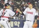 '올해는 다르다' 두산 상대 2연승 거둔 프로야구 LG