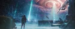 우주굴기 나선 중국, SF영화 스케일도 만만찮네