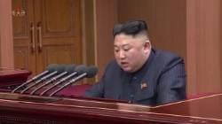 """[영상]김정은""""(남측)오지랖 넓은'중재자ㆍ촉진자'행세하지 마라"""""""