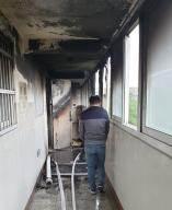 """[진주 묻지마 살인] """"피해자는 대부분 서민""""..사건 아파트는 임대 아파트"""