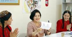 """김 여사의 한국어 퀴즈, """"남북이 원하는 건?"""" 원하는 답 없자…"""