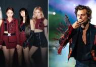 Harry Styles Seen at BLACKPINK LA Concert?!