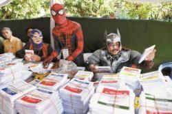 [사진] 유권자 1억9000만 인도네시아 총선