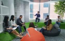 오렌지라이프, 애자일 조직 도입 1년… 업무효율과 직원들 워라밸에 효과