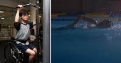 [착한뉴스]비장애인보다 멋진 삶을 사는 당신, 장애인 수영선수 윤성혁