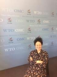 日에 날린 '후쿠시마 어퍼컷'···WTO 검투사로 뜬 예비신부